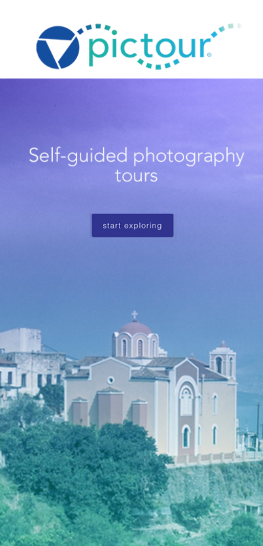 Start exploring by searching for a self-guided photo tour.
